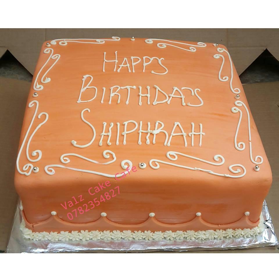 Sarahs Cakes Uganda