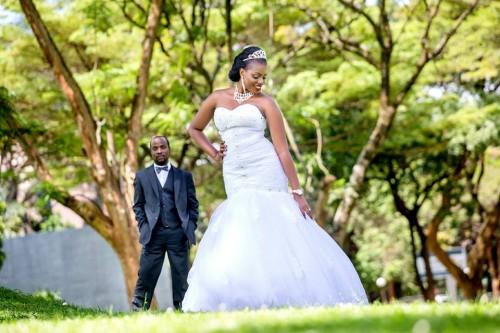 Bridget Weds Moses